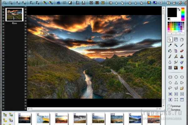 PhotoFiltre Studio X 10.14.1 (Repack & Portable)
