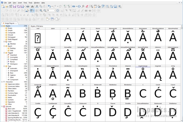 FontCreator 12.0.0.2555 (Repack & Portable)